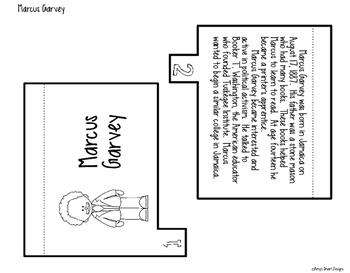 Biography Flipper: Marcus Garvey