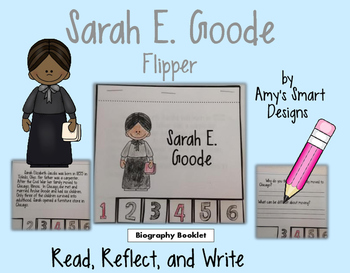 Biography Flipper: Sarah E. Goode