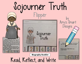 Biography Flipper: Sojourner Truth