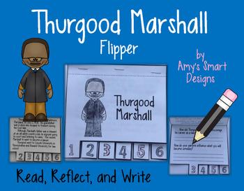 Biography Flipper: Thurgood Marshall