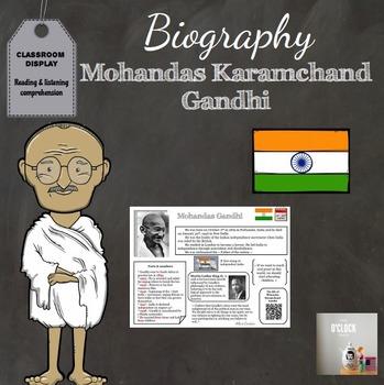 Biography : Gandhi