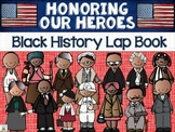 Lap Book: Black History Month | QR Codes Project Multisensory Literacy Activity