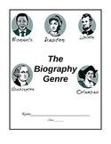 Biography Genre Unit