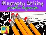 Biography Graphic Organizer Unit
