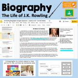Biography J.K. Rowling