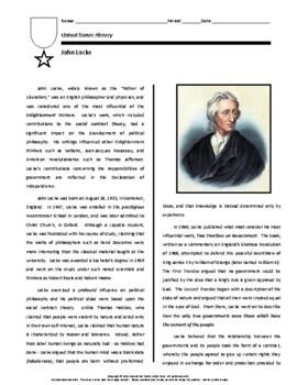 Biography: John Locke