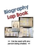 Biography Lap Book
