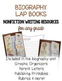 Biography Lap Books
