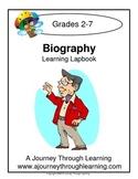 Biography Lapbook