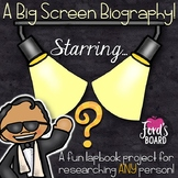 Biography Lapbook | A Fun Project for Researching ANY Person
