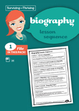 BIOGRAPHY- Lesson Sequence