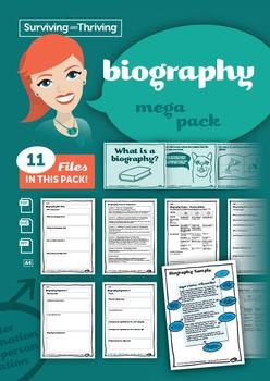BIOGRAPHY Mega Pack