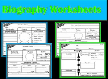 Biography Mini-Lesson Guided Reading