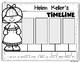 Helen Keller Mini Biography for Young Readers First Grade ELA Non Fiction