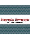 Biography Newspaper