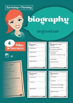 BIOGRAPHY Organisers
