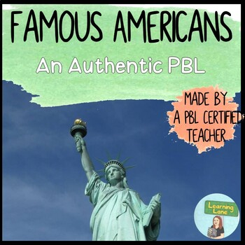 American Biography PBL: Exhibit & Wax Museum
