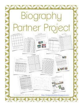 Biography Partner Project
