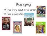 Biography Poster
