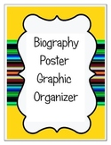 Biography Poster Graphic Organizer