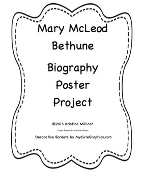Mary McLeod Bethune Project