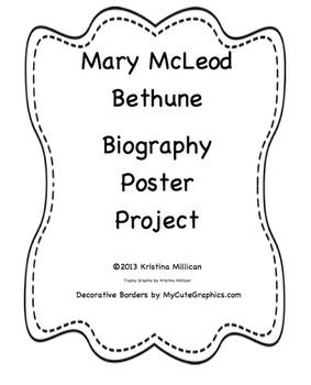 Mary McLeod Bethune Project