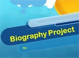 Biography PowerPoint Templates For Elementary/Primary Grades