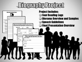 Bringing Nonfiction to Life: Biography Project
