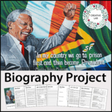 Biography Project - PBL
