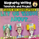 Biography Writing Template and Project