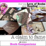 Biography Fun Interactive Book Activity Report w Bulletin Board post