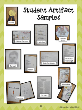 Biography Report and Research Project – Distance Learning