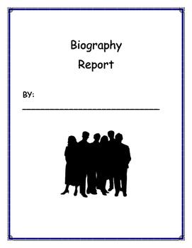 Biography Report