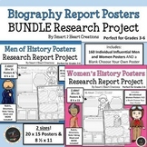 Biography Report Posters - BUNDLE Research Project