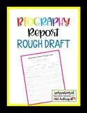 Biography Report Rough Draft