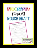 Biography Report Rough Draft