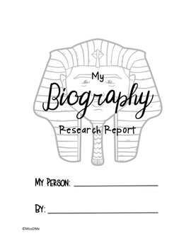 Biography Research Free Download
