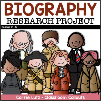 Biography Research Project