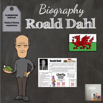 Biography : Roald Dahl