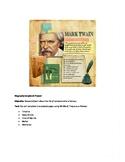 Biography Scrapbook Word/Power Point Project (5 activities)