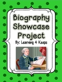 Biography Showcase Project!