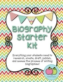 Biography Starter Kit