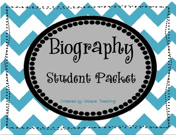 Biography - Student Packet