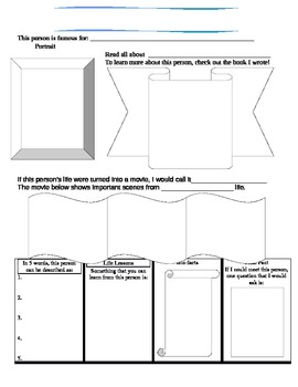 Biography Template
