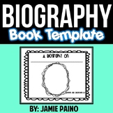 Biography Template- All About the Life Of