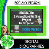 Biography | Digital | Distance Learning | Research Project