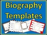 Biography Templates
