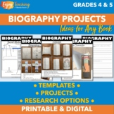 Biography Templates: Ideas, Research, Projects & More