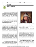 Biography: The Rise of Genghis Khan