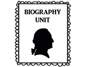 Biography Unit
